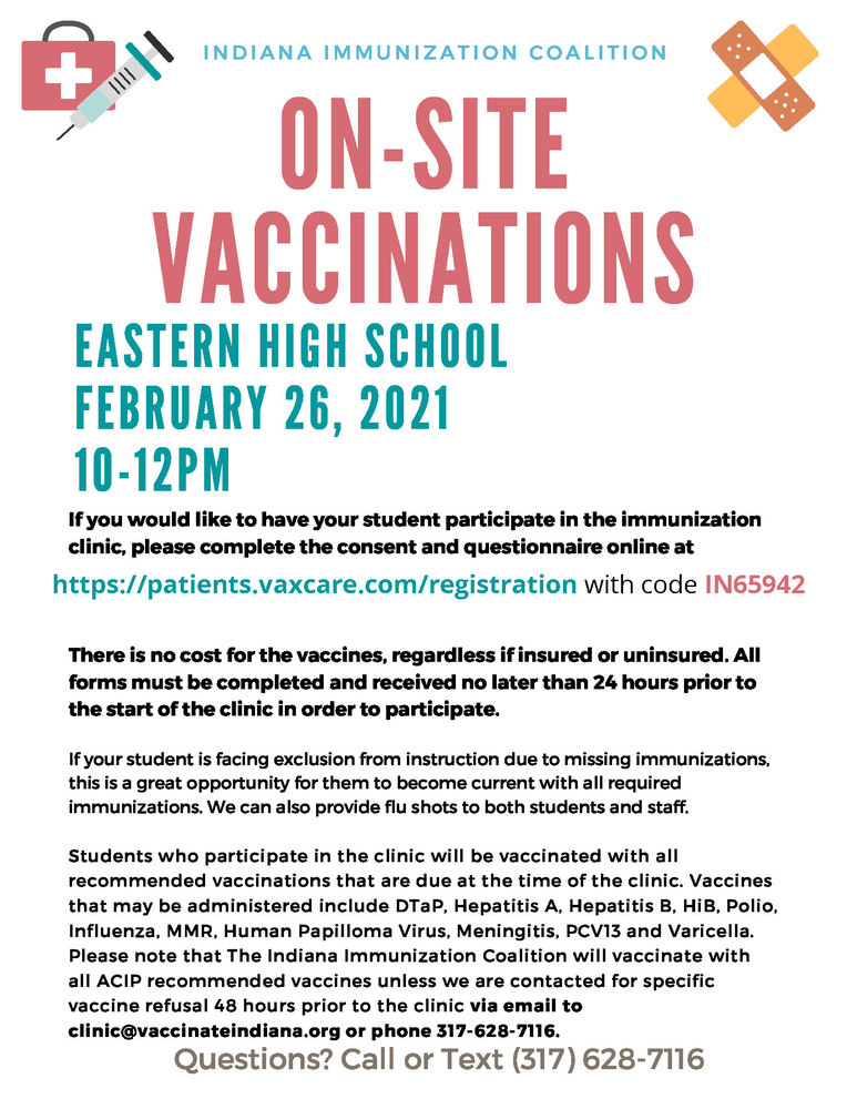 East Washington Immunization Clinic